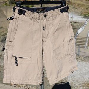 Like new Wear First mesh lined hiking pants sz 10